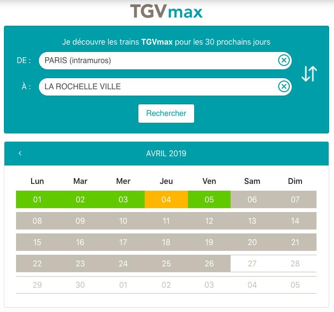 Calendrier Tgv Max.Sncf On Twitter Bonjour Le Simulateur Est Actuellement