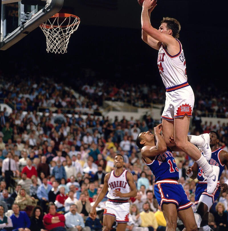 Celebrating the anniversary of 'White Men Can't Jump' with Tom Chambers, Rex Chapman, Brent Barry & Chase Budinger!