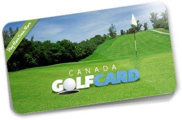 Canada golf card login