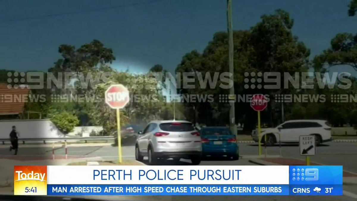 Charged After Police Chase : Latest News, Breaking News