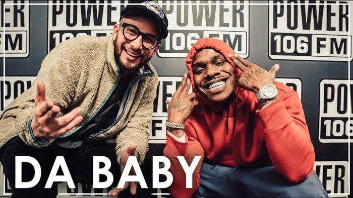 With #BabyOnBaby still in heavy rotation, @DaBabyDaBaby takes City Girls Act Up for a spin during his @LALeakers freestyle. 2dope.bz/2WpcVNy