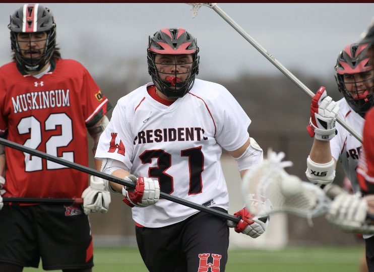 Washington And Jefferson College Lacrosse