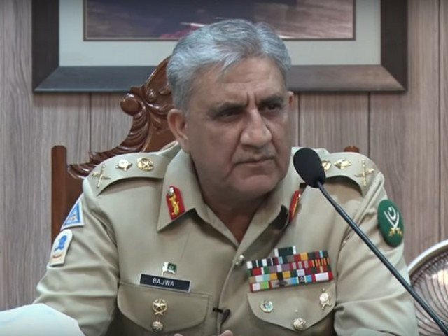 Pakistan determined to achieve peace, stability: COAS Qamar Bajwa