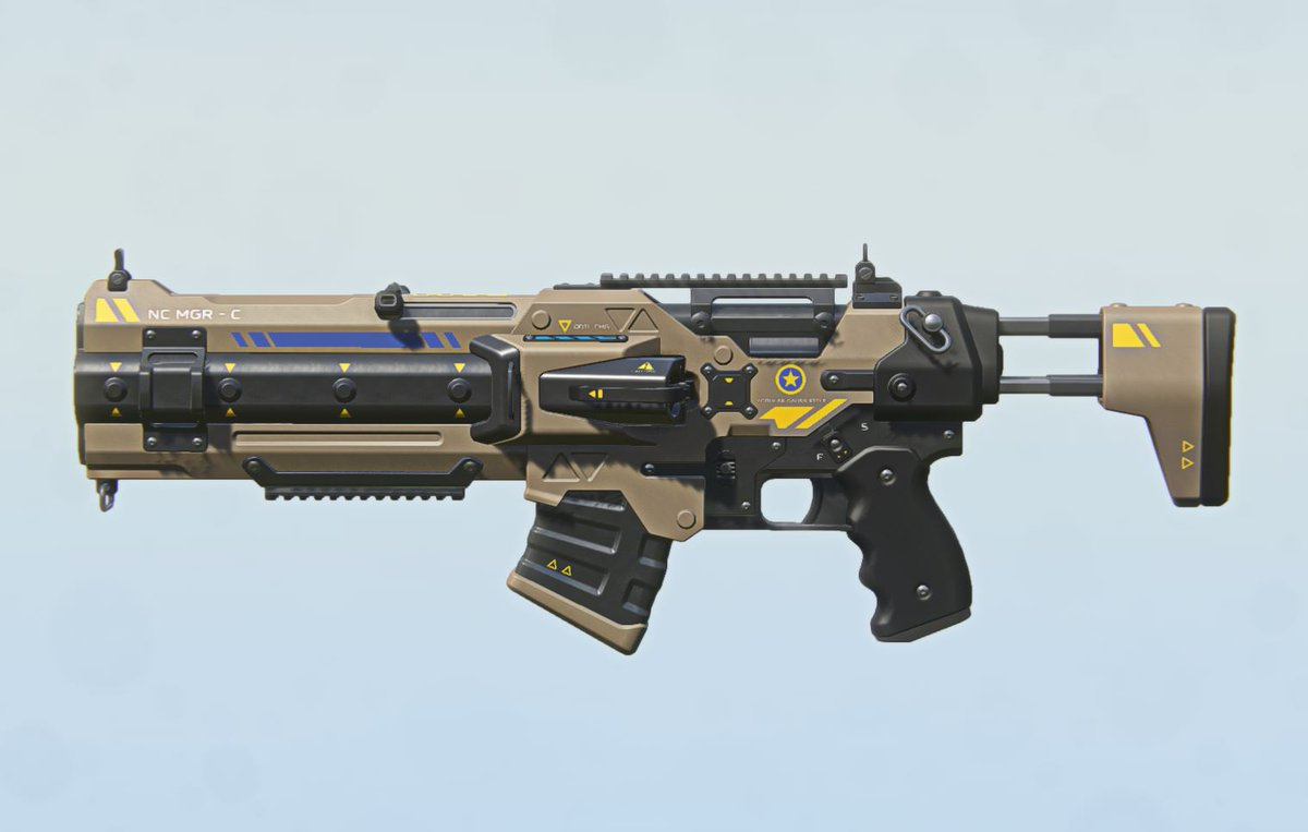 planetside 2 max weapons