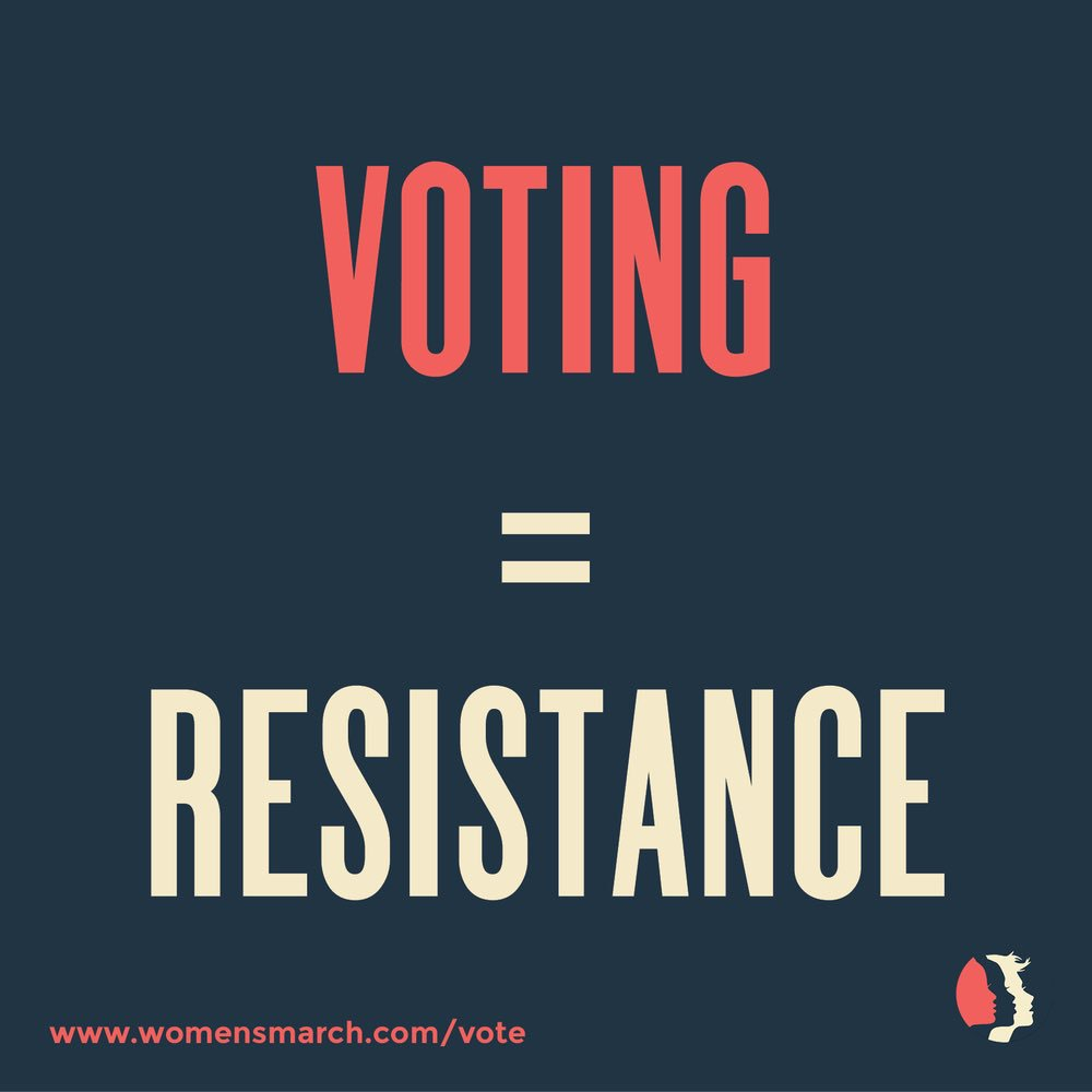 "@RosiePunch We're currently fighting a divisive 'Political Civil War'. I look at it in ""Cold War"" terms: we're using ballots not bullets (unlike 1861) and it's a multigenerational battle.  Each generation brings new progressive values.  Have faith, change is inevitable.  But we need to VOTE!"