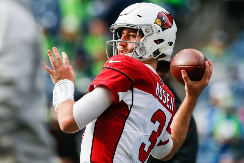 Report: 3 NFL Teams Interested In Trading For Josh Rosen