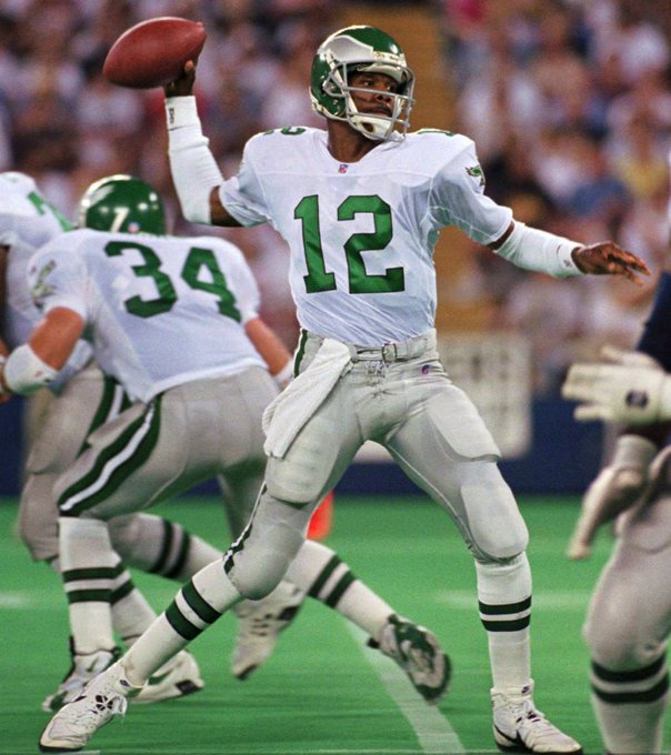 Join us in wishing a happy birthday to the Ultimate Weapon, Randall Cunningham!