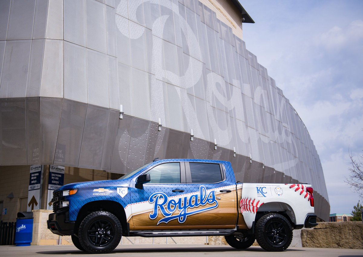 Chevrolet Dealers Kansas City >> Kansas City Royals On Twitter We Re Proud To Partner With