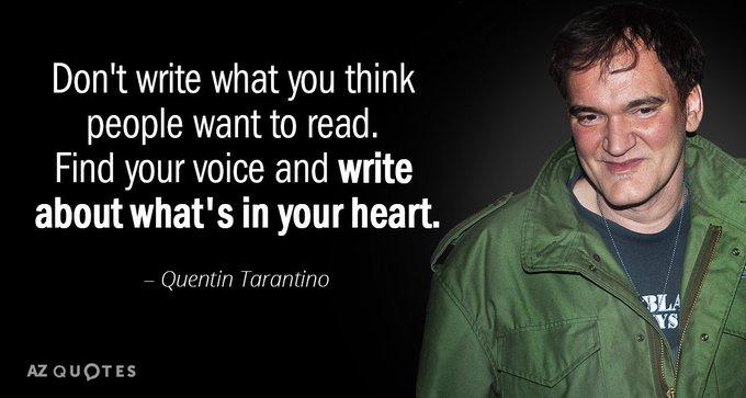 Happy Birthday Quentin Tarantino!