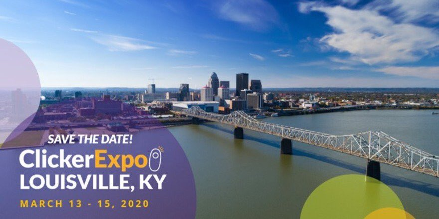 Louisville Events 2020.Kp Clicker Training On Twitter We Re Excited To Announce
