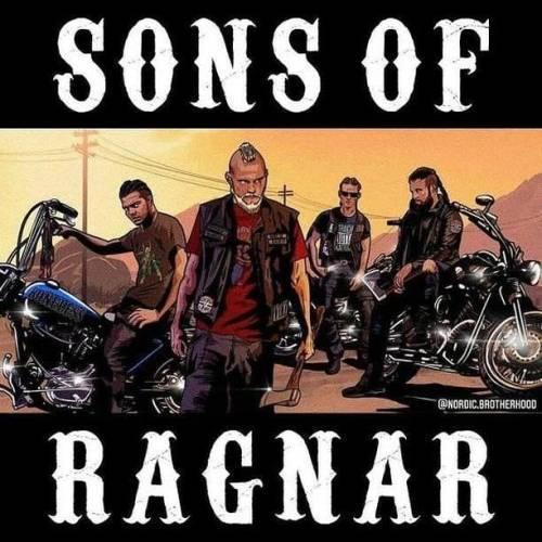 Gv7Vikings Sons of Ragnar ⚔     #bjorn #ivar #ubbe #hvitserk