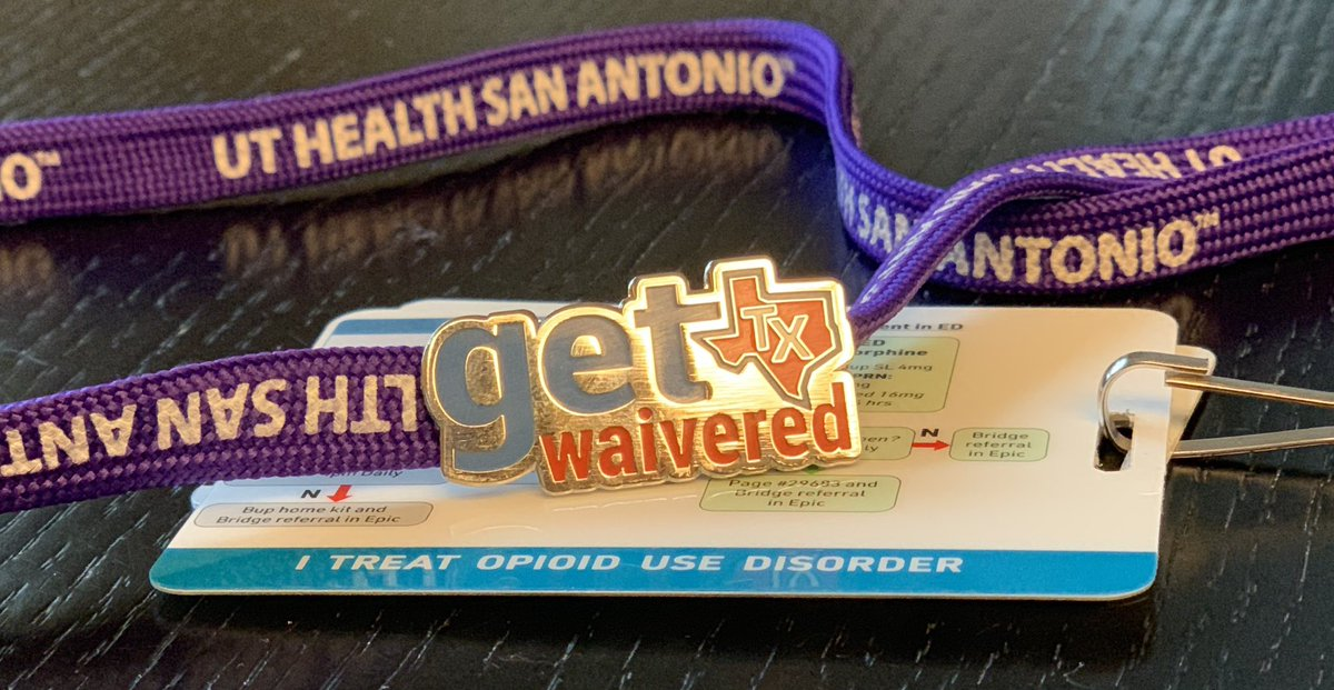 Texas HCPs #GetWaiveredTX to treat opioid use disorder with buprenorphine | Austin, Amarillo, Lubbock, Laredo, Dallas, Ft Worth, Mason, Beaumont, Houston, El Paso, San Antonio and more scheduled every week. #TreatmentSavesLives #medtwitter
