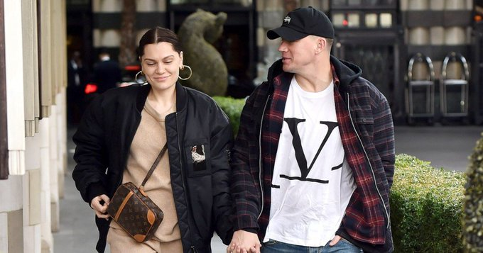 Channing Tatum Wishes Girlfriend Jessie J Happy Birthday