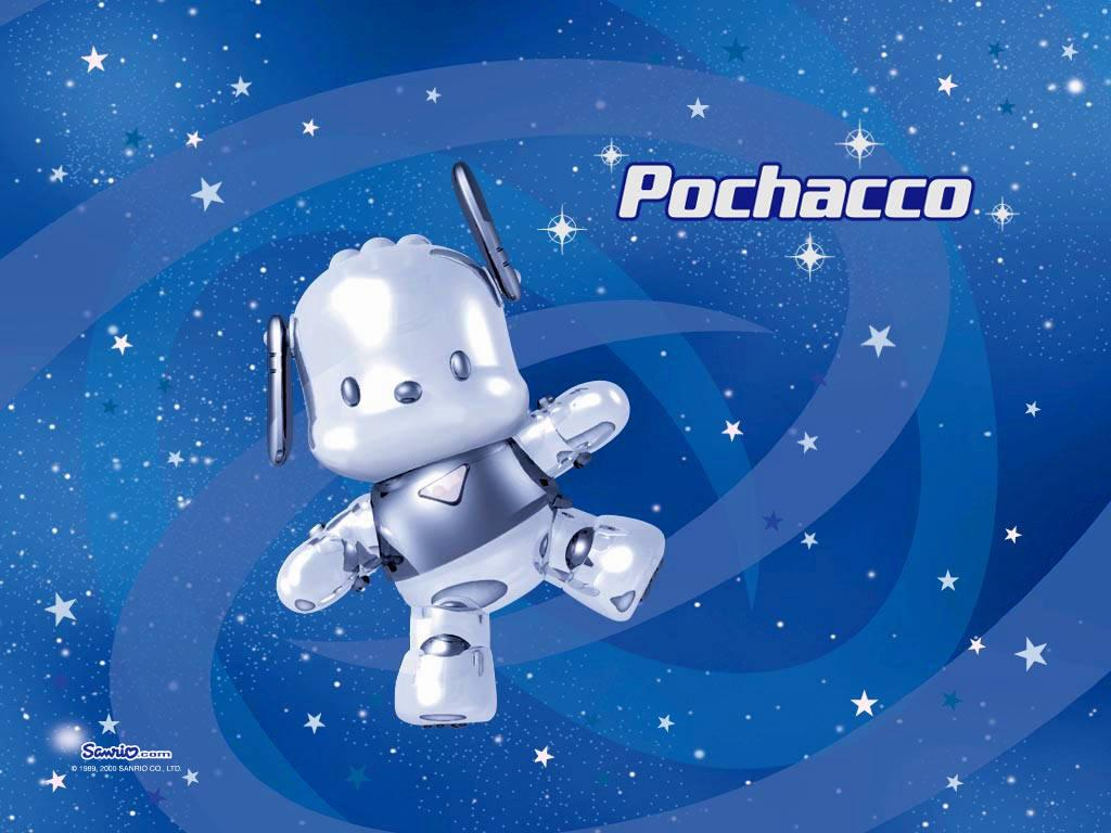 Y2k Aesthetic Institute On Twitter Sanrio Pochacco Wallpaper