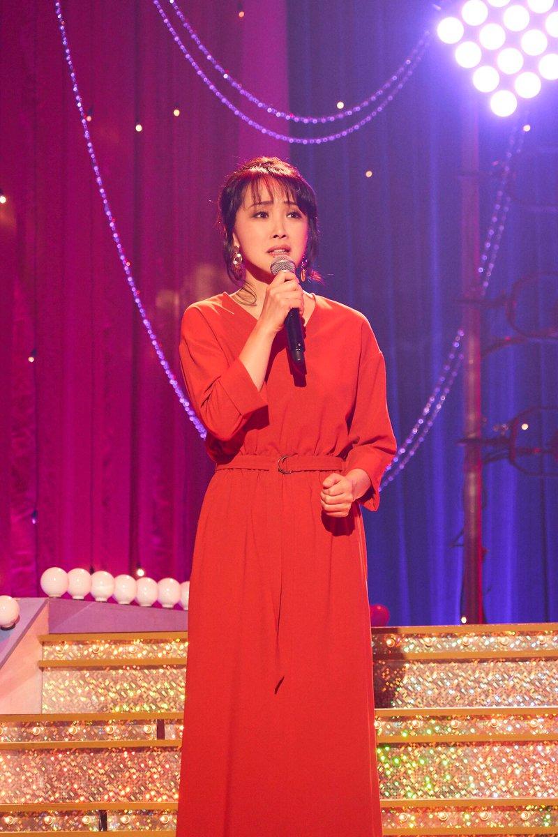 【今週末!初回放送】 第24話歌コーナーでは 濱田めぐみ さんが『ジキル&ハイド』より「あんなひとが