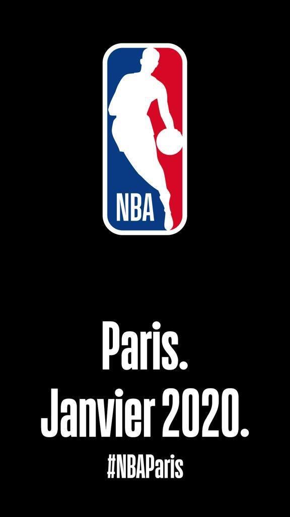 🤩🤩 #NBAParis