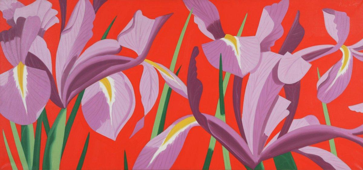 paintings by Alex Katz (American contemporary artist) | Imgware