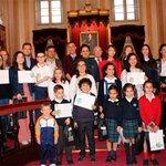 Image for the Tweet beginning: Entregados los premios de la