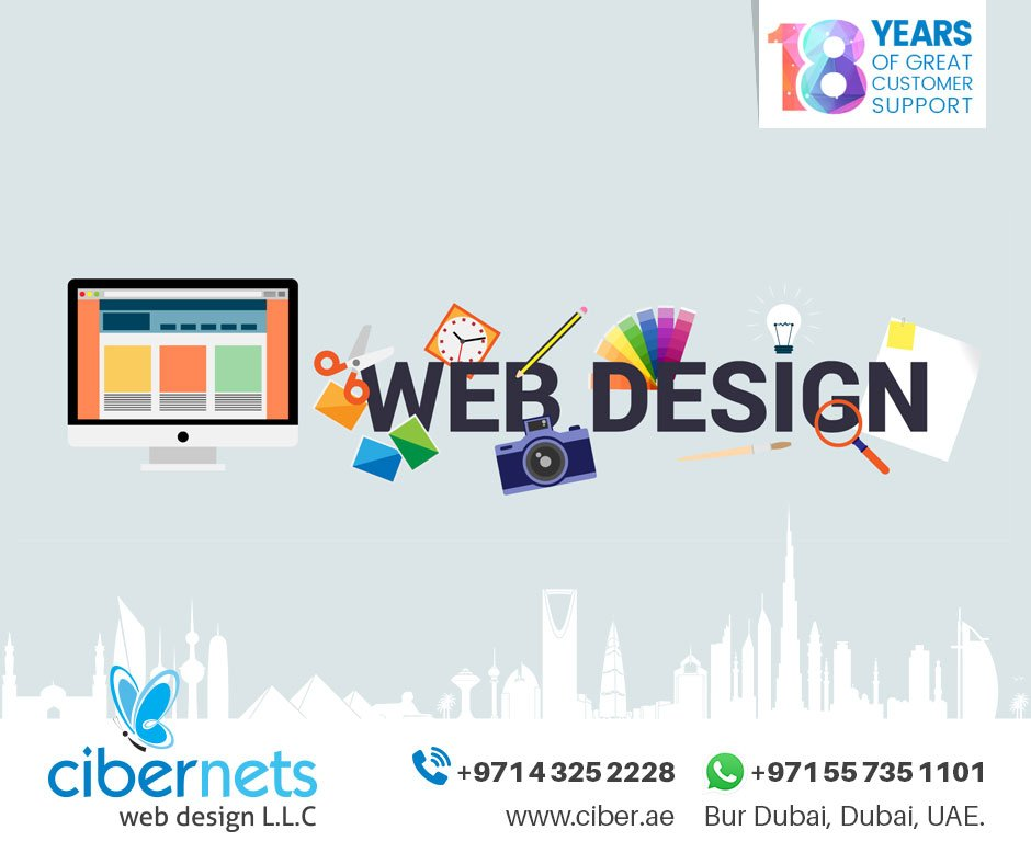 Cibernets Dubai Harbors The Finest Talents Capable Of Delivering Most Unique Idea For Each Customer So That No Two Websites End Up Looking Alike