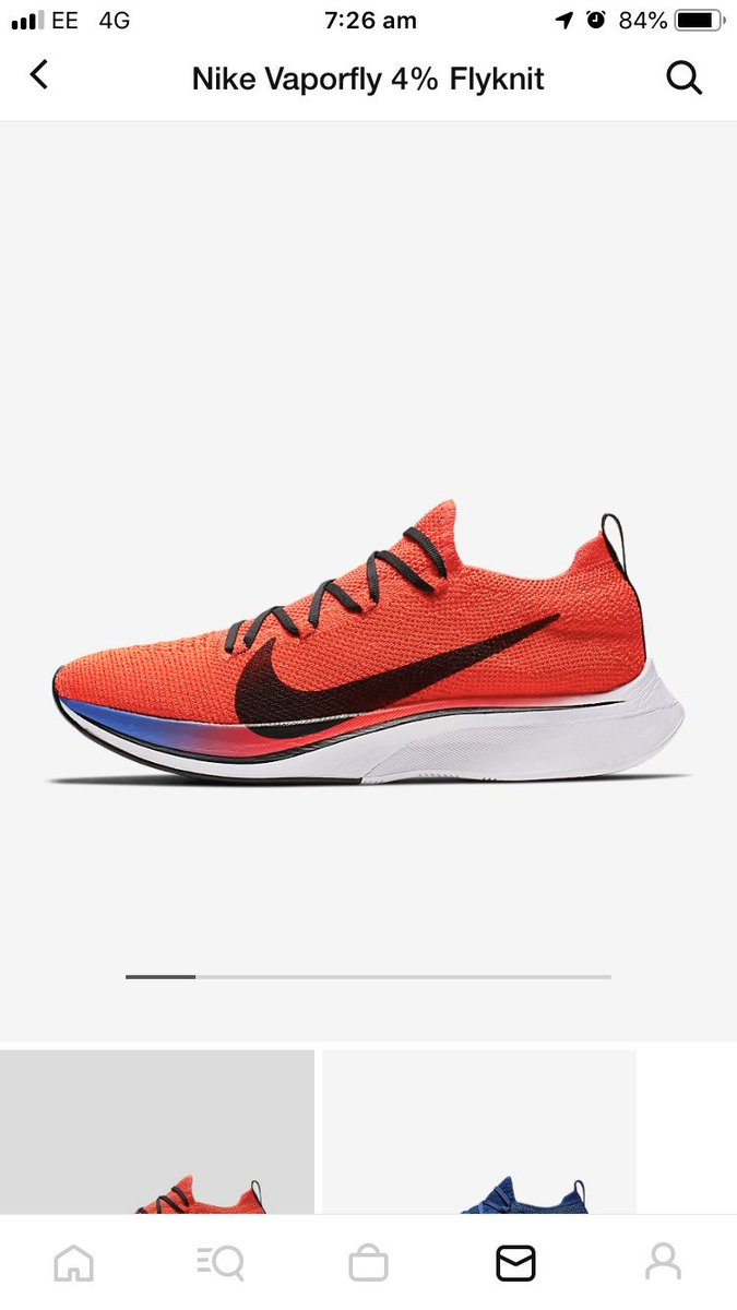 fd2b746c4fbf When you get the priority buying off  NikeRunning for these new drops ....  my favourite colour  4%  Vaporfly  Flyknit shame the £209 price tag.