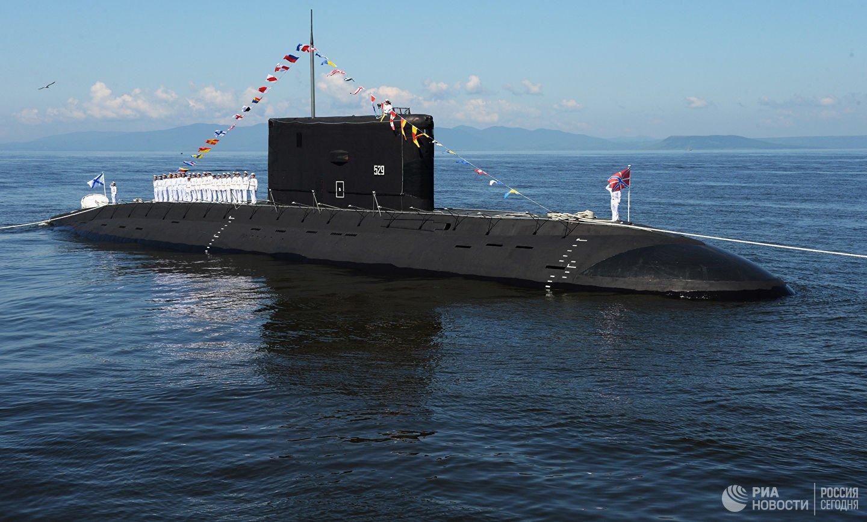 Подводные лодки «Варшавянка» на дизельном двигателе проектов 636 и 877