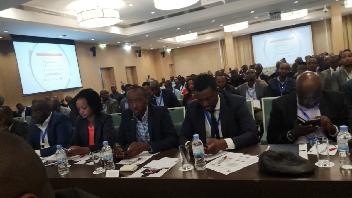 Happening Now: Cloud and Security Summit Agenda. Looking forward to productive discussions and engagements. #CIOEA #CIOSS @RwandaICT @CIOEastAfrica @RealSmartAfrica #RwoT