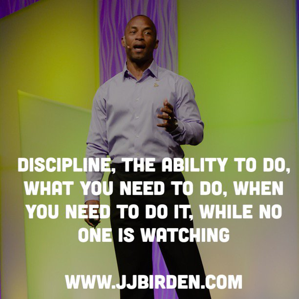 Do you need someone always to remind you to do this and do that or do you have the ability to be self-disciplined? If the doorway to your opportunity for success is right in front of you, DISCIPLINE is the MASTER KEY!  #seizeyouropportunities #thursdaymotivation https://t.co/DL8fY3tW8M