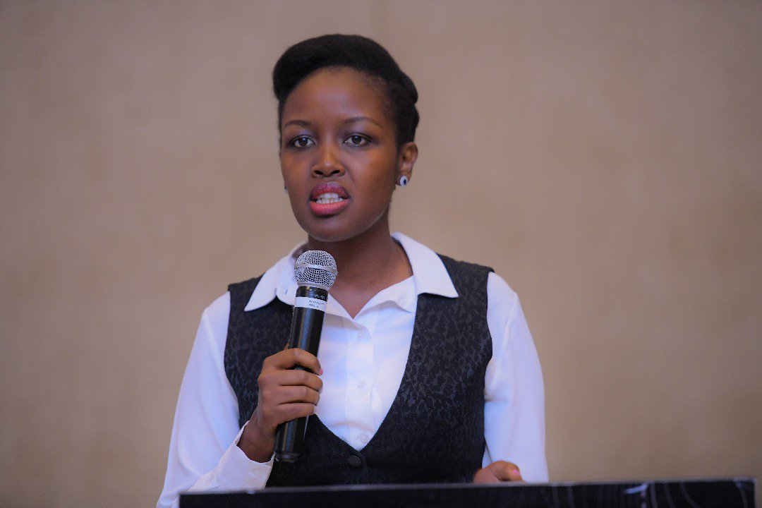 """The official opening of 2019 Cloud and Security Summit by Honorable Minister @RwandaICT Paula Ingabire and some few remarks from her on this year theme  """"Safe and Secure online services"""" #CIOEA #CIOCSS @RwandaICT @CIOEastAfrica"""