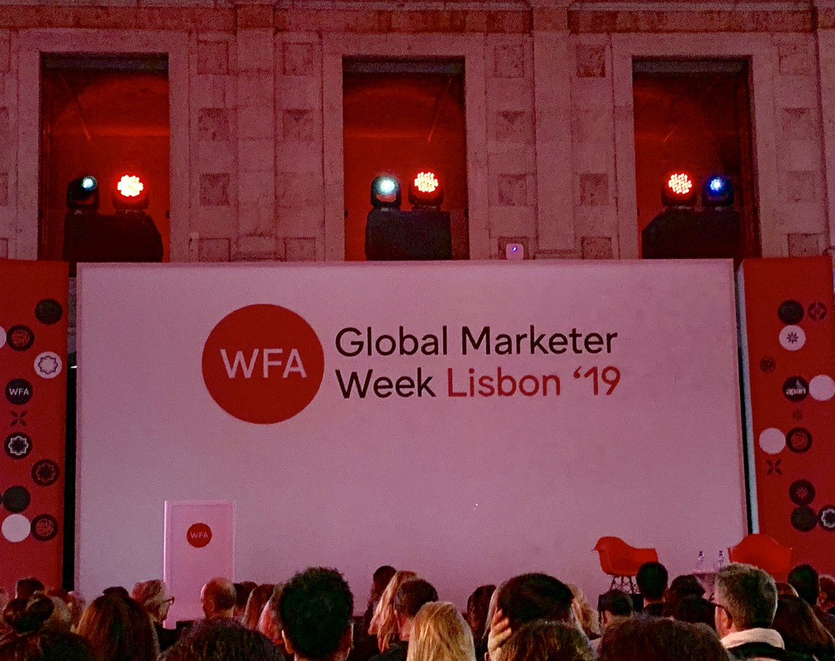 Ready for Global Marketer Week #GMW19 #TeamMindshare #GroupM