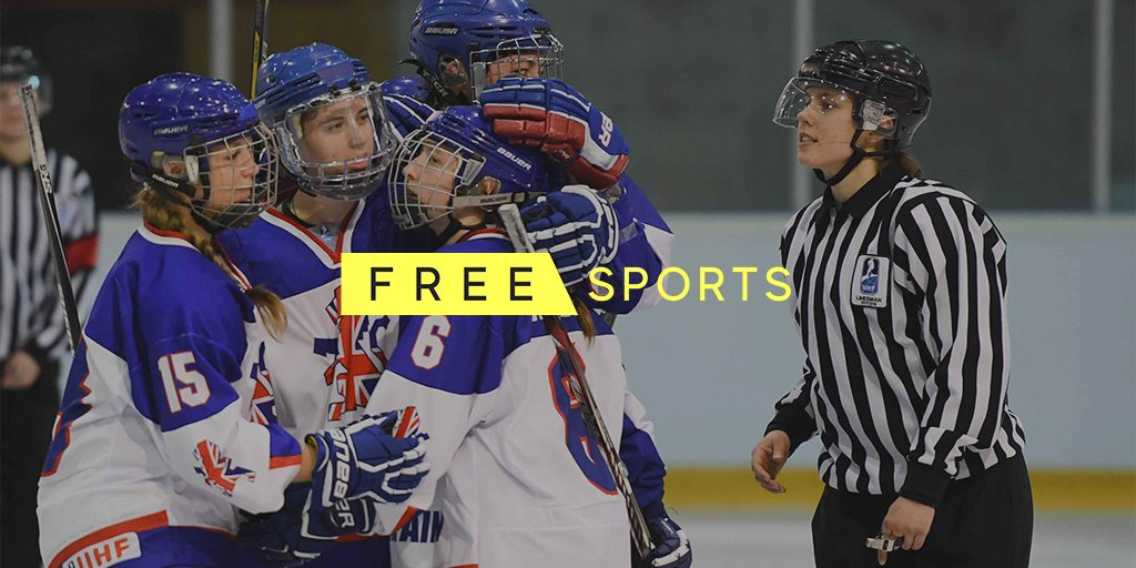 GB Women and @FreeSports_TV will create history next week at the World Championship Division II Group A in Dumfries. The @IIHFHockey tournament at the @dumfriesicebowl will be the first time that GB Women have been shown live on television in the UK.  https://bit.ly/2I2Y9YK