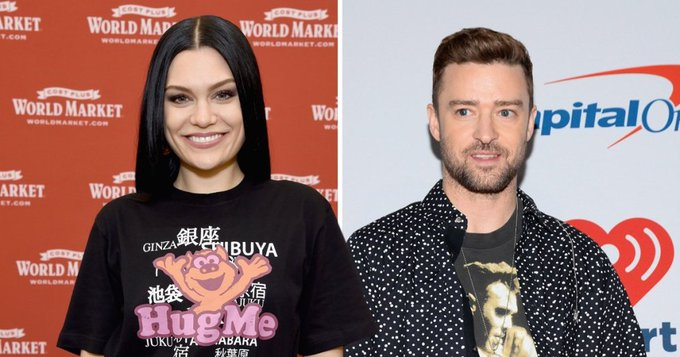 Justin Timberlake wishes Jessie J a happy birthday after Channing Tatum s loved-up message