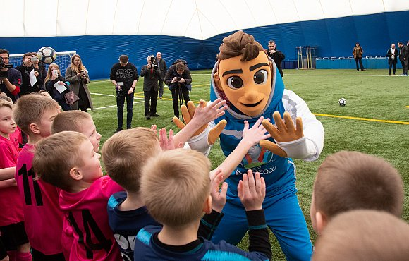 Fc Zenit In English On Twitter Alexander Kerzhakov And Euro2020 Mascot Skillzy Visited The Gazprom Academy And Did A Quick Q A Https T Co Mldrk88ds7 Https T Co 6kgusef76t