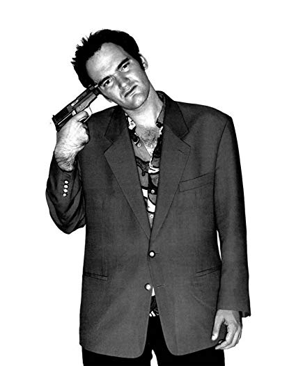 Belated happy birthday to one of the greatest filmmakers of all time. Quentin Tarantino.