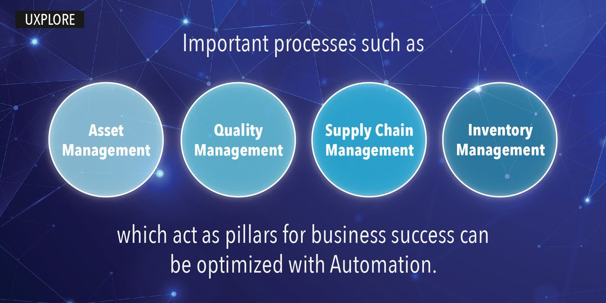 uxploreinc Important processes such as Asset Management