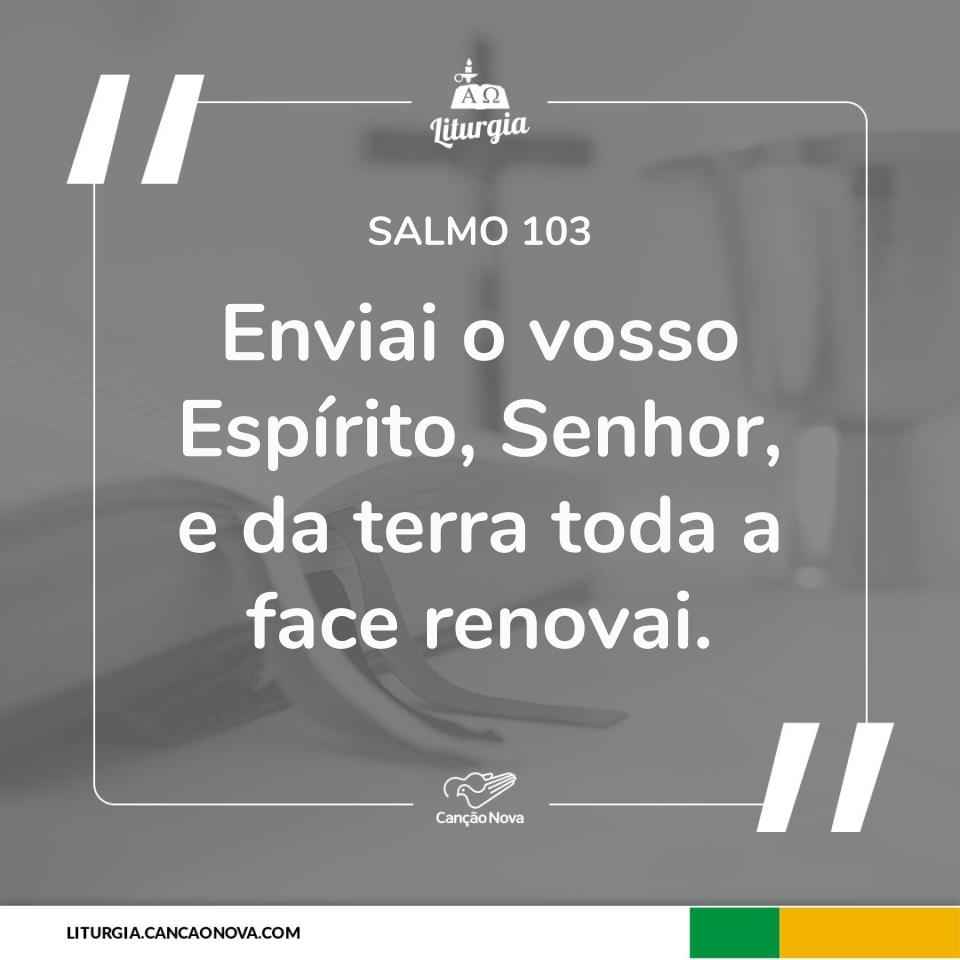 #Salmo #Liturgia https://t.co/OUdQVdkL6z https://t.co/jyRmC6cSdG