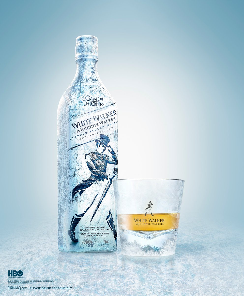 Bros, what's the first thing you'll do when you see a White Walker? Tweet us your wild ideas using #JohnnieFlavorFestival #JWCollab