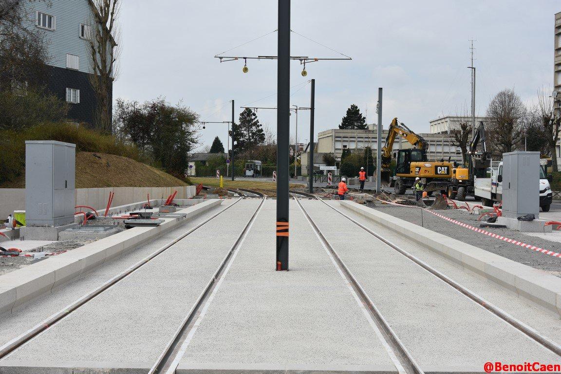 [Tramway] Avancement du projet - Page 15 D2vwzI0X0AAteYM