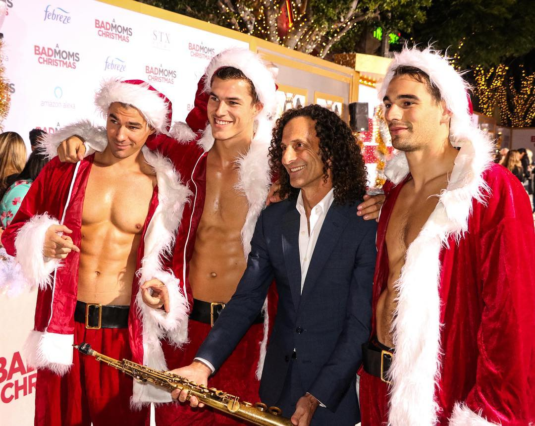 Kenny G Christmas.Kenny G On Twitter What A Saxy Group Of Studs Anyone Else