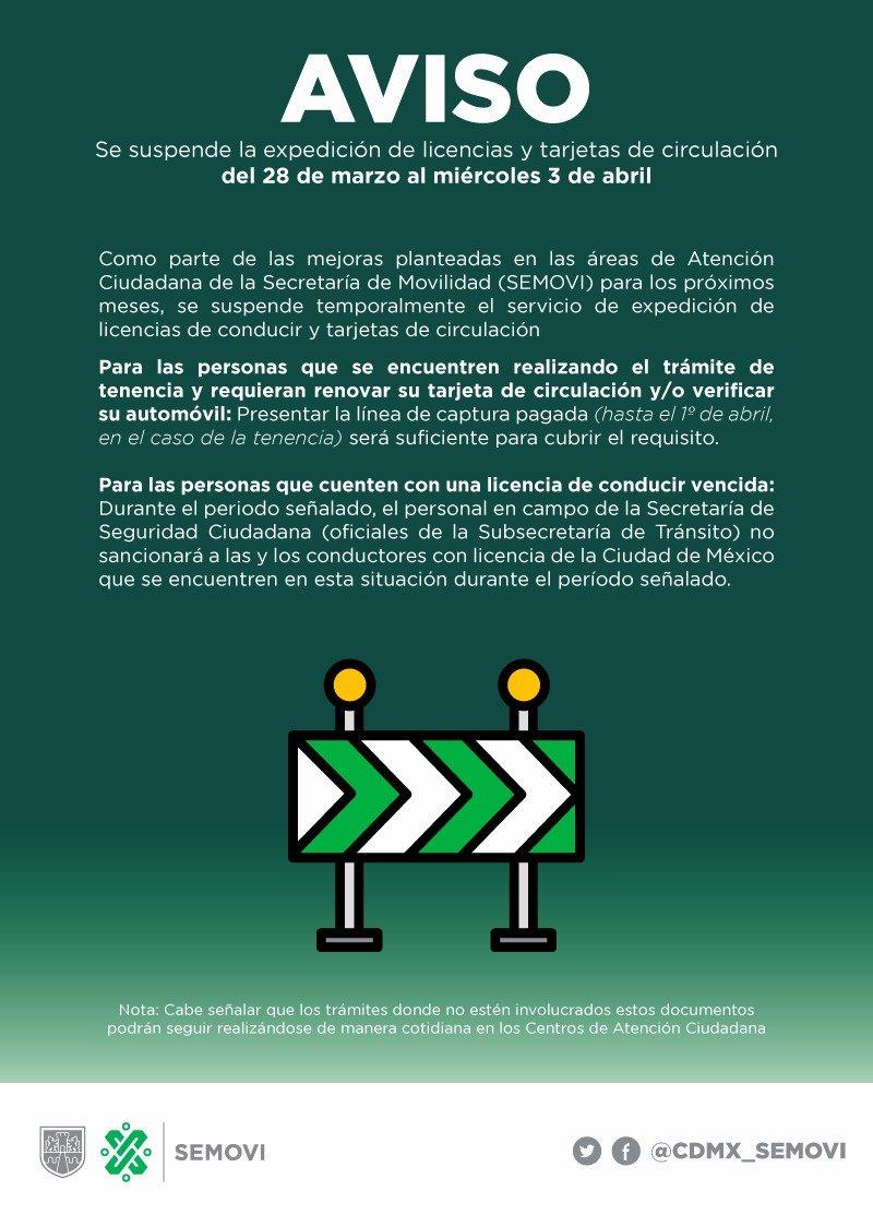 Secretaría De Movilidad Cdmx On Twitter Los Módulos De