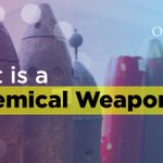 Image for the Tweet beginning: 🤷‍♀️ #DoYouKnow? A: The #OPCW