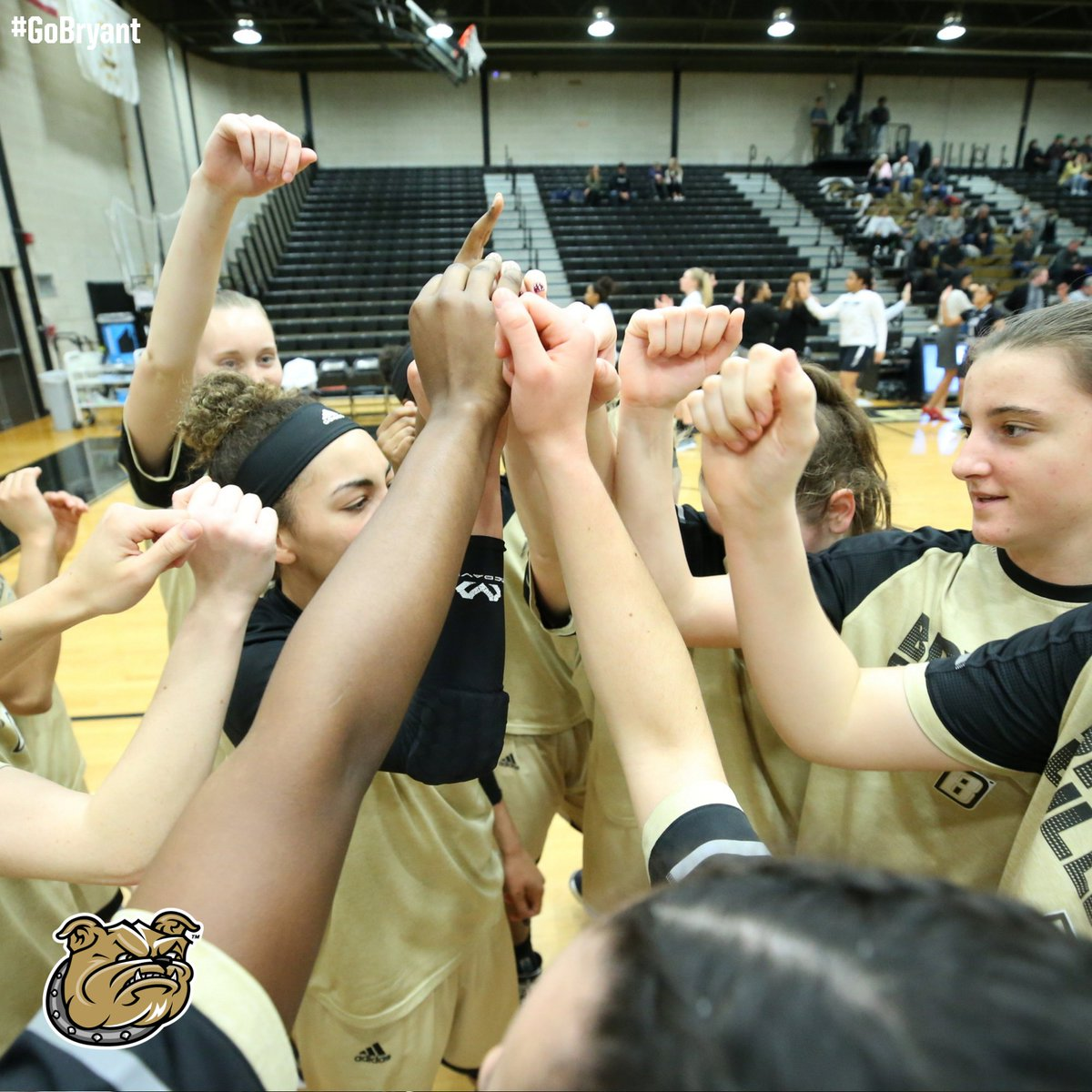Less than an hour remains in the Jeff Doppelt '73 Black and Gold Challenge!   Help support our program before time runs out at http://BryantBulldogs.com/giving  #GoBryant