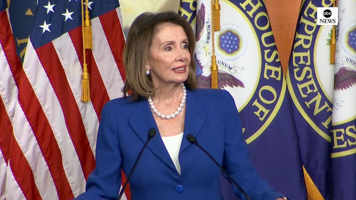 """NEW: """"I'm so proud of the work of Chairman Adam Schiff,"""" Speaker Pelosi says after GOP members of House Intel Committee call for his resignation.  """"I think they're just scaredy-cats. They just don't know what to do."""" https://t.co/t2NWMxwLme https://t.co/ID59B7QtUf"""
