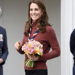Image for the Tweet beginning: HRH The Duchess of Cambridge