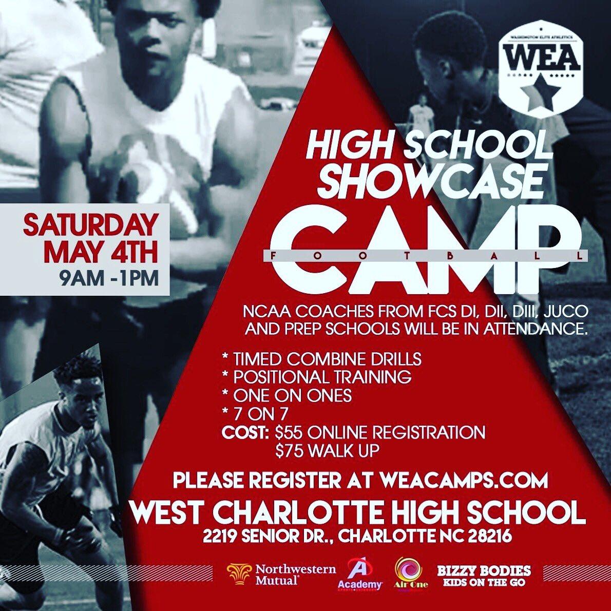 WEA Exposure Camps on Twitter: