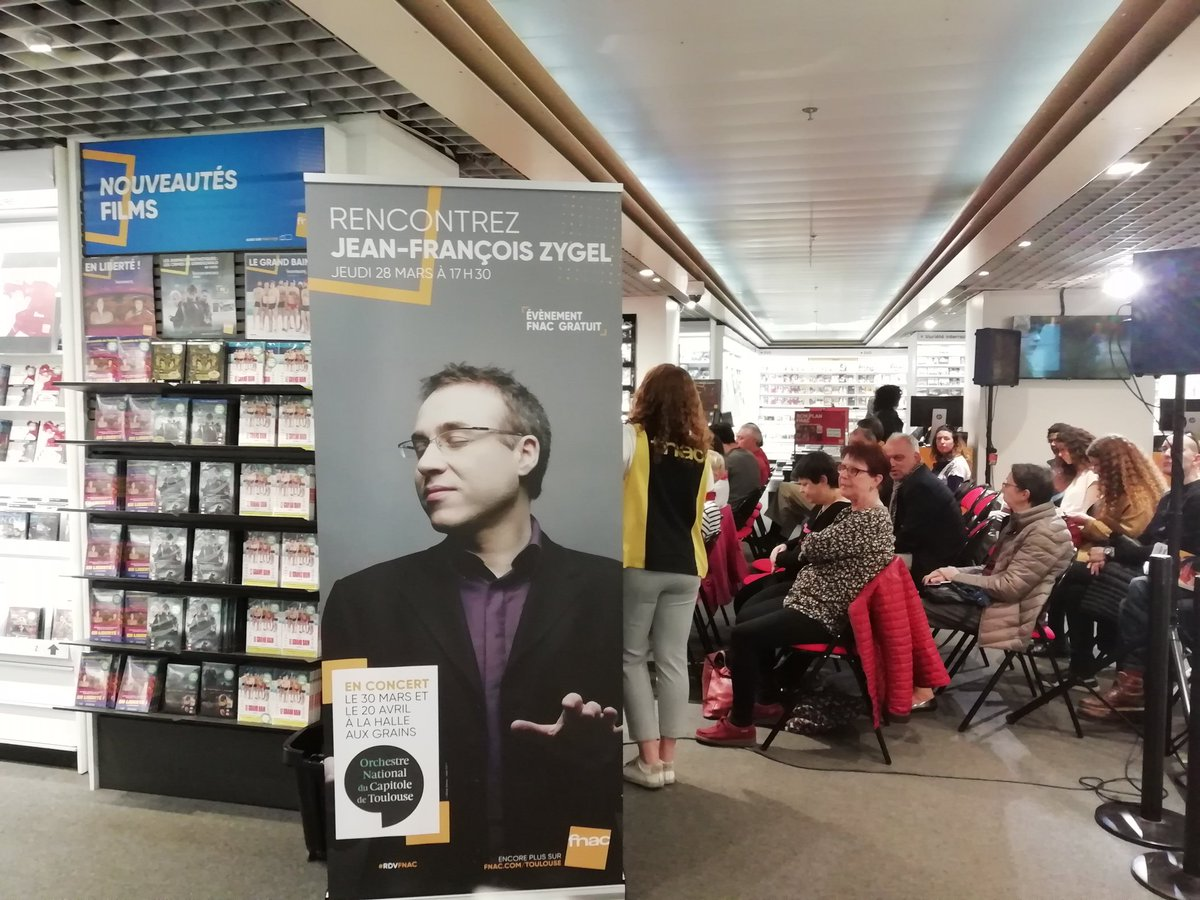 rencontres fnac toulouse)