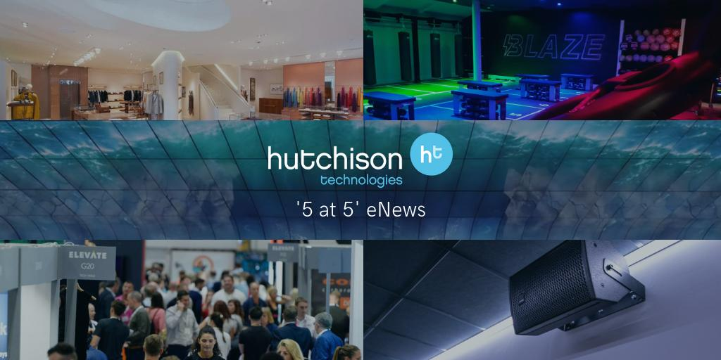Image for Only 24 hours to go until our first '5 at 5' eNews hits mailboxes! Sign up now to get fantastic insights into how we're creating outstanding experiences for our customers through creative design and expert integrations! https://t.co/zEGnZ0Elh8 #ht5at5 htt