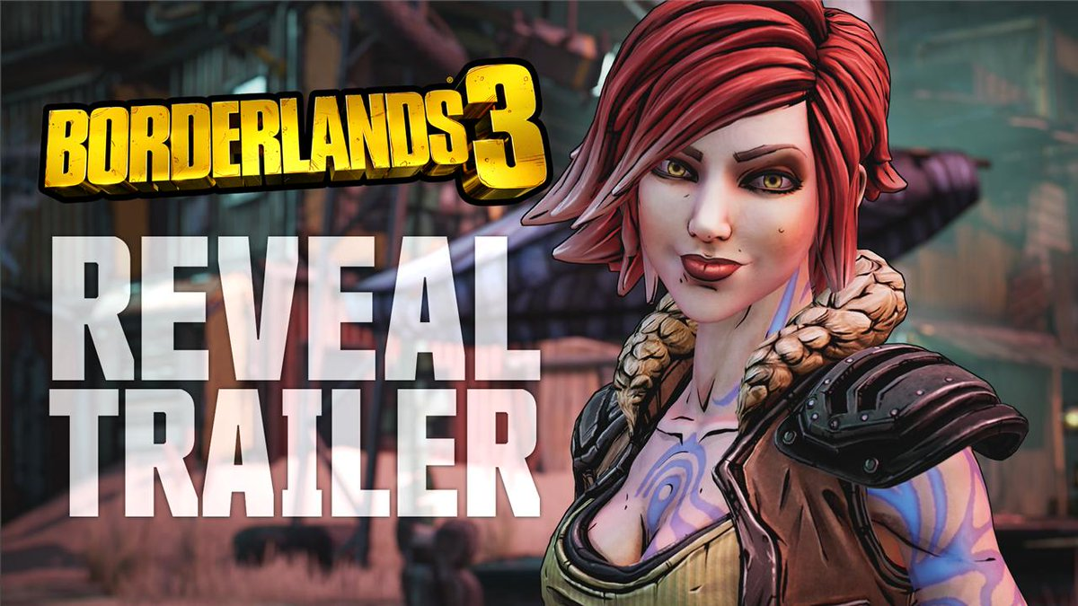 Prepare for an all-new mayhem-fueled adventure across the worlds of #Borderlands3! Head to http://Borderlands.com  on April 3 for more info! Watch it here! ➜ https://youtu.be/d9Gu1PspA3Y