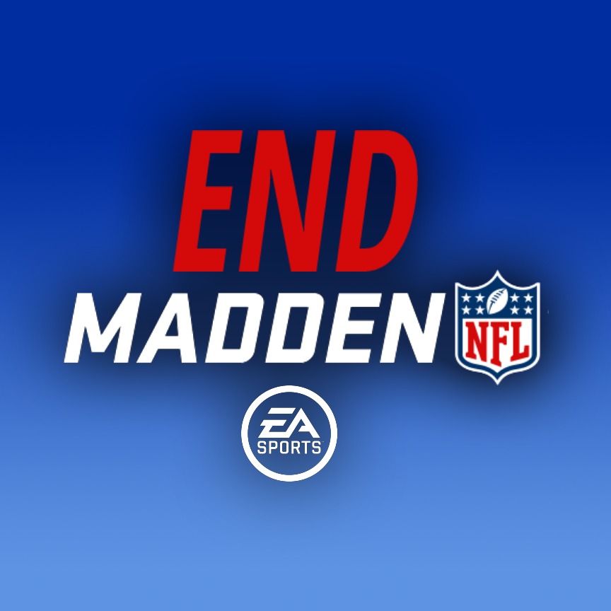 Want change in @EAMaddenNFL, or see another NFL sim entirely? Don't buy Madden 20. You are a sales figure to the NFL & EA, nothing more. They only care about what's in your wallet. Join the movement. #BoycottMADDEN20