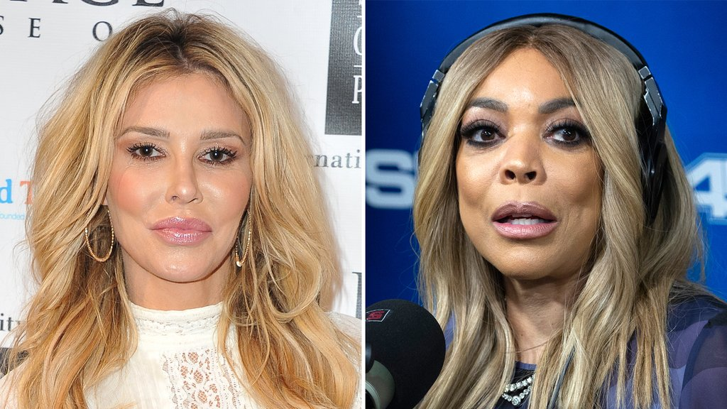 'RHOBH' Brandi Glanville Reveals She 'Knew' Wendy Williams Had a Problem For 'Years'