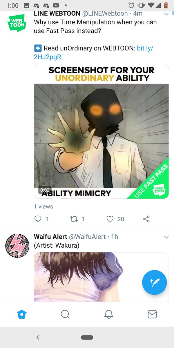 Webtoon On Twitter Why Use Time Manipulation When You Can Use Fast Pass Instead Read Unordinary On Webtoon Https T Co Xok2qmyj5k Https T Co Rz2unvblyb